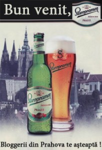 Bine ai venit in Prahova, Staropramen!